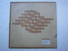 ROCK AND RELIGION 49 50 PUNK ROCK LOVE SONGS  RARE LP RECORD vinyl 1979  ex
