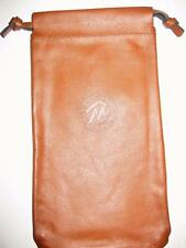 Genuine LEATHER Sunglasses Case Pouch MARLBORO COUNTRY STORE ~ Buy 2 Get 1 FREE