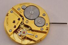 NOS omega pocket watch movement stem cal 161 new old stock!