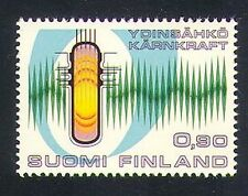 Finland 1977 Nuclear Energy/Power/Electricity/Atomic/Science 1v n34057