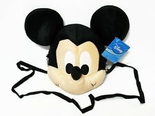 Mickey Mouse Head Small Shoulder Bag Purse NWT Disney