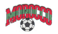 1994 WORLD CUP SOCCER PARTICIPATING COUNTRY PATCH FROM MOROCCO