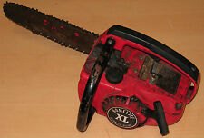 Used HOMELITE XL Chainsaw 12 INCH BAR AND CHAIN Runs  Climbing Saw