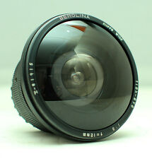 Rare Berolina Sigma 12mm f8 Ultra Wide Fish-Eye Lens, M42 Mount SN: 81915