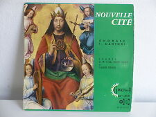 CHORALE I CANTORI Chants Abbé DAVID JULIEN CLAUDE ROSIER Nouvelle cité Gloria N3