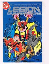 Lot Of 10 Legion Of Super-Heroes DC Comic Books # 1 2 3 4 5 6 7 8 9 10 TW15