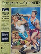 Domenica Del Corriere n°25 1965 Bellissima cover Corrado Mike Bongiorno  [D23]