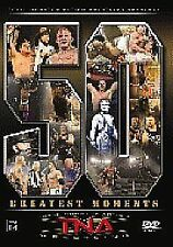 TNA 50 Greatest Moments (DVD, 2007) New & Sealed Next Day Postage WWE Wrestling