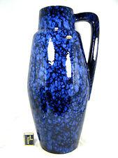 Beautiful glazed 70´s design Scheurich Keramik  pottery floor vase 270 - 53