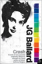 Crash, J. G. Ballard, New