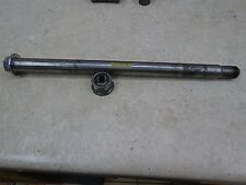 Honda 1000 VF VF1000-R VF1000R Used Rear Wheel Axle 1985 HB241