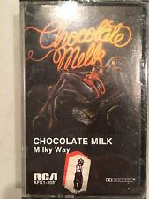 "Sealed BRAND NEW Cassette Tape-- Chocolate Milk ""Milky Way"""