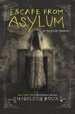 Escape from Asylum (2016, Hardcover) FREE SHIPPING