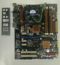 ASUS P5Q3, Intel Q9550 and 2Gbs Ram