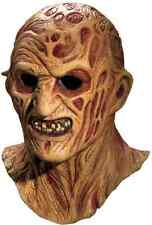 Freddy Krueger Mask A Nightmare on Elm Street Halloween Adult Costume Accessory