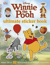 Ultimate Sticker Bks.: Winnie the Pooh by Dorling Kindersley Publishing Staff...