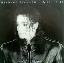 "7"" 1991 RARE IN MINT- ! MICHAEL JACKSON : Who Is It"