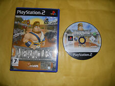 PS2 GAME: HERACLES-BATTLE WITH THE GODS-SONY PLAYSTATION-PS1-PS2-PS3-ITALIANO