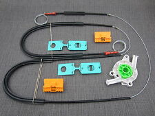 POWER ELECTRIC WINDOW REGULATOR REPAIR KIT OSF RIGHT DRIVER AUDI A3 2/3 DOORS
