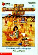 Mary Anne and Too Many Boys (Baby-Sitters Club, 34) by Ann M. Martin, Good Book