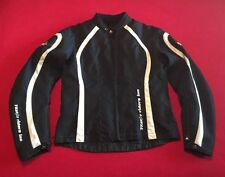 FXR FXstar Racing Riding Jacket Zip-In Liner Women's Size 8 Excellent Condition