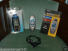 Magellan Sportrak Color Handheld GPS Receiver Bundle with map