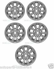 "LAND ROVER DEFENDER SAWTOOTH STYLE ALLOY WHEEL SILVER 18""X 8"" (5)- DA6549"