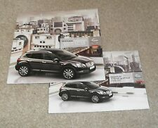 Nissan Qashqai Sound & Style Special Edition Brochure & Price List 2008