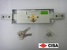 CISA HIGH SECURITY CENTRE ROLLER SHUTTER LOCK 41510.78 (157 x 56mm) STEEL - NEW