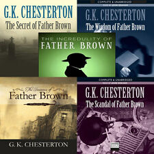 G.K.Chesterton - Complete Father Brown Stories - mp3 CD Audiobook