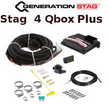 Accesorios Kit Para 4 cilindros ECU Stag Qbox Plus con telar de cableado