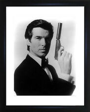 Pierce Brosnan Framed Photo CP0406
