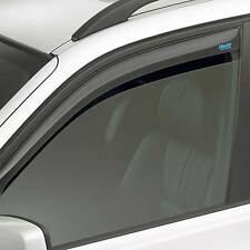 ClimAir Pair Of Front Tinted Side Window Wind Deflectors (Deflector) - 3581