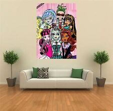 MONSTER HIGH  NEW GIANT POSTER WALL ART PRINT PICTURE G1373