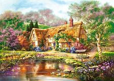 Puzzle Castorland 3000 Teile - Twilight at Woodgreen Pond (44933)