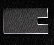 Aftermarket 23mm x 14.1mm Rectangular Glass Crystal For Gucci Watches
