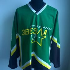 MOSCOW NORTH STAR 1993 ICE HOCKEY JERSEY VINTAGE #13 SIZE ADULT L