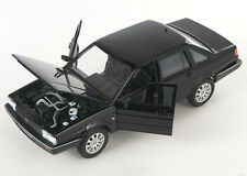 BLITZ VERSAND VW Santana schwarz / black 1:24 Welly Modell Auto NEU & OVP