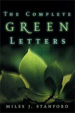 Complete Green Letters - Miles J. Stanford - FREE SHIPPING