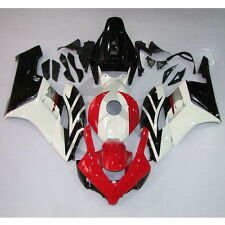 Red Injection ABS Plastic Fairing Bodywork Kit For Honda CBR1000RR 2004-2005 25B