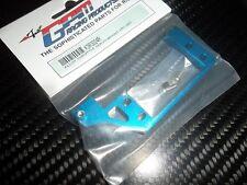 GPM K3R3024R support de servo aluminium bleu KYOSHO V-ONE RRR