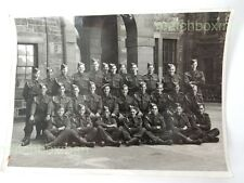 VINTAGE MILITARY GROUP PROBABLY SCOTTISH ALL NAMED TO BACK WW2 ERA? 1710/74