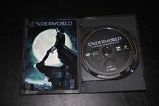 Underworld (DVD, 2004, 2-Disc Set, Extended Unrated Edition)