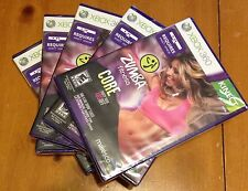 Zumba Fitness Core Xbox 360 Videogame (Kinect) ~ Brand New Factory Sealed