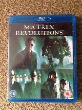 Matrix Revolutions blu ray