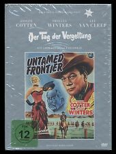 DVD WESTERN LEGENDEN 13 - DER TAG DER VERGELTUNG - LEE VAN CLEEF+SHELLEY WINTERS