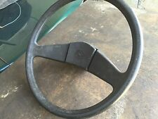 Original wolfburg VW Golf MK1 Steering Wheel
