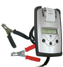 NEW GYS Digital Battery Tester BT 501 DHC