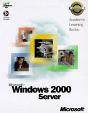 Microsoft Windows 2000 Server by Microsoft Official Academic Course Staff...