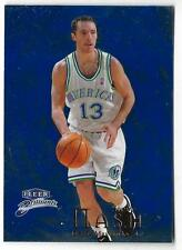 1998-99 Brillliants Blue STEVE NASH (ex-mt) Dallas MVERICKS
